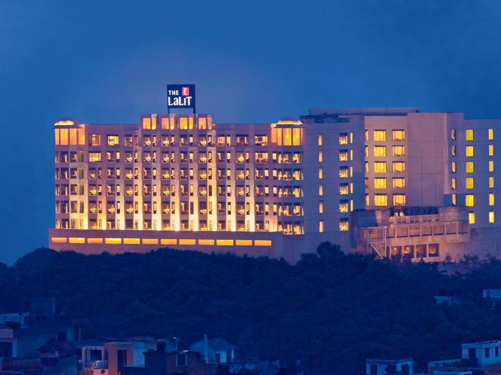 Best Luxury Hotel in Jaipur-The Lalit Jaipur