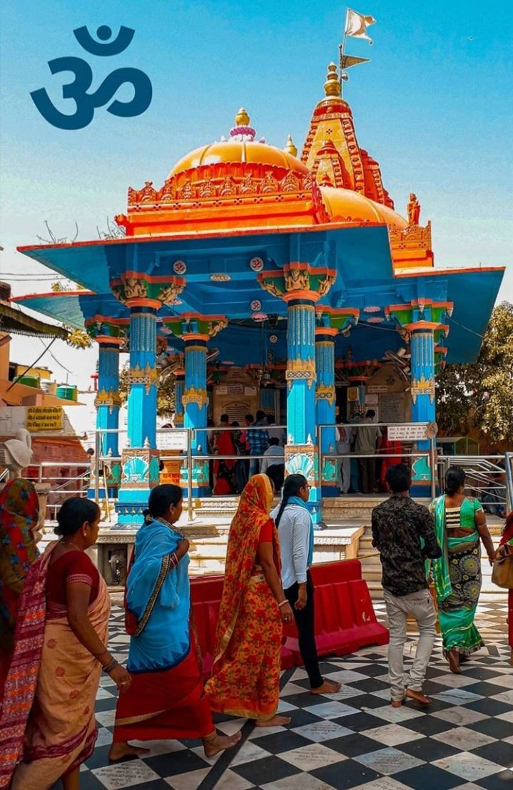 The Legend of the Brahma Temple, Pushkar