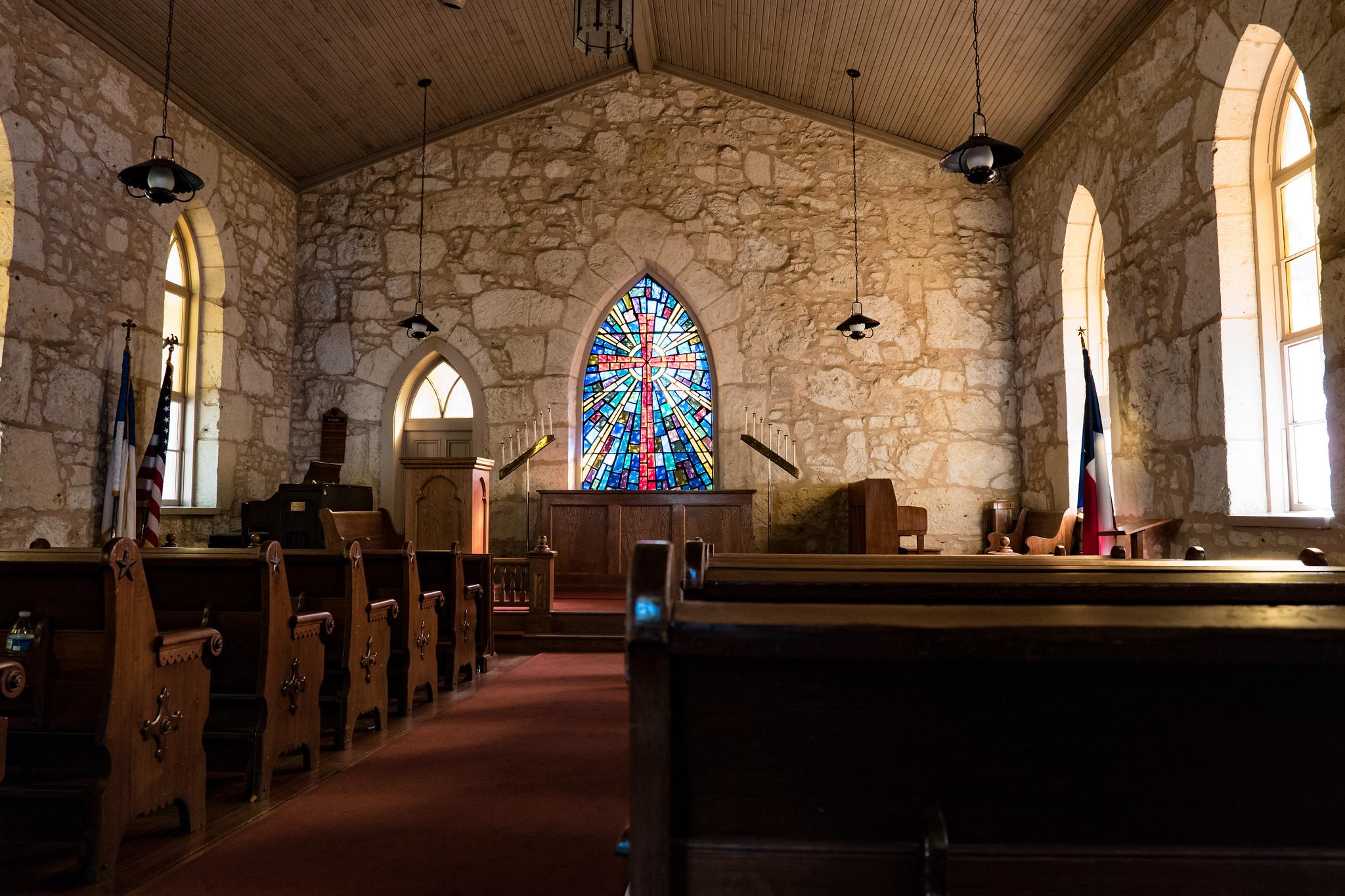 Amazing Historic Church in San Antonio-The Little Church at La Villita