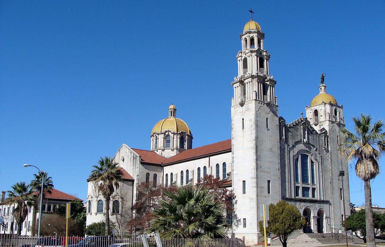 Most Popular Historic Church in San Antonio-The Little Flower Basilica