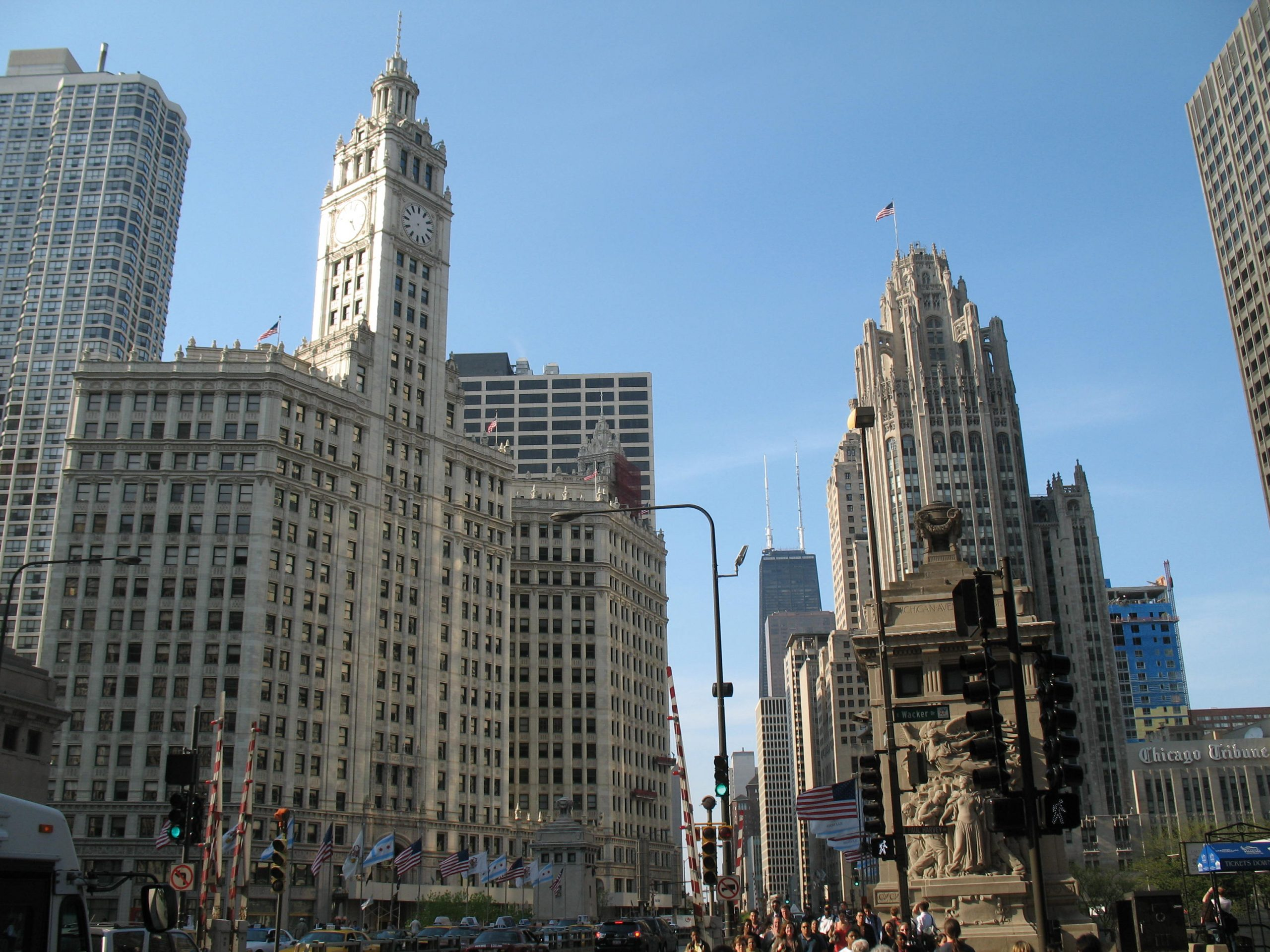 Magnetic Attraction of Illinois-Chicago
