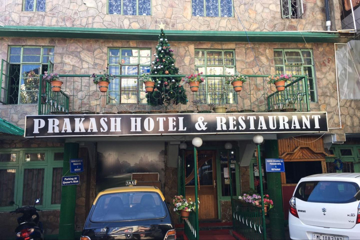The Majestic Hotel - Budget Hotels in Shillong That Will Make Your Trip More Blissful