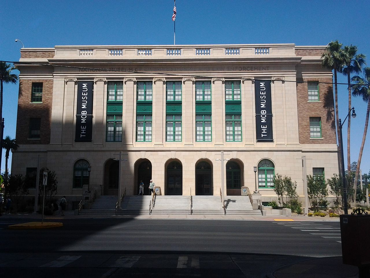Attraction Tourist Place In Nevada-The Mob Museum