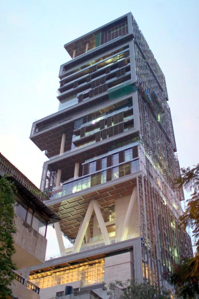 The Most Expensive House in The World and Most Visited Places in Mumbai