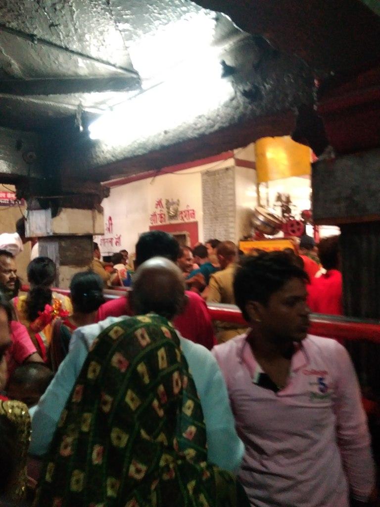 The Mythology behind Vindhyavasini Temple