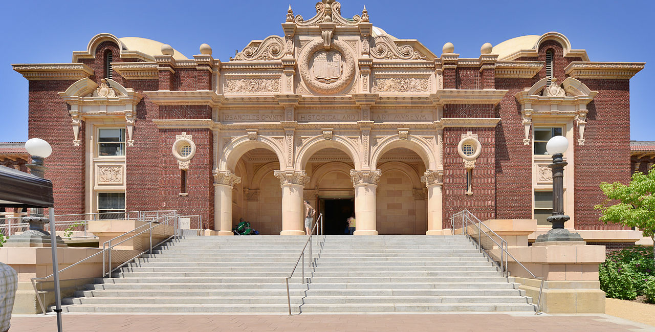 Top Museum in Los Angeles-The Natural History Museum