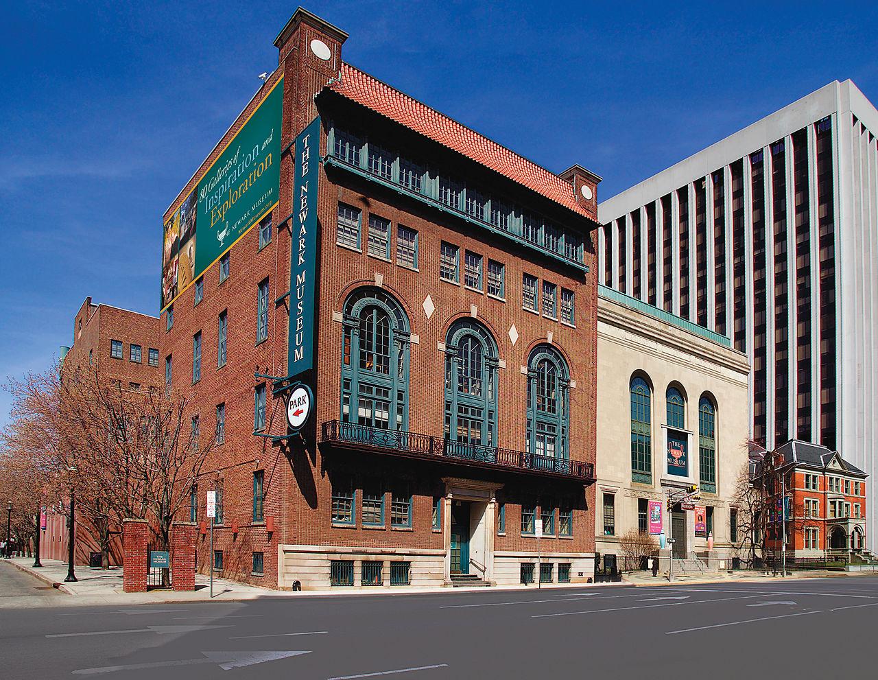 Popular Art Museum in New Jersey-The Newark Museum of Art