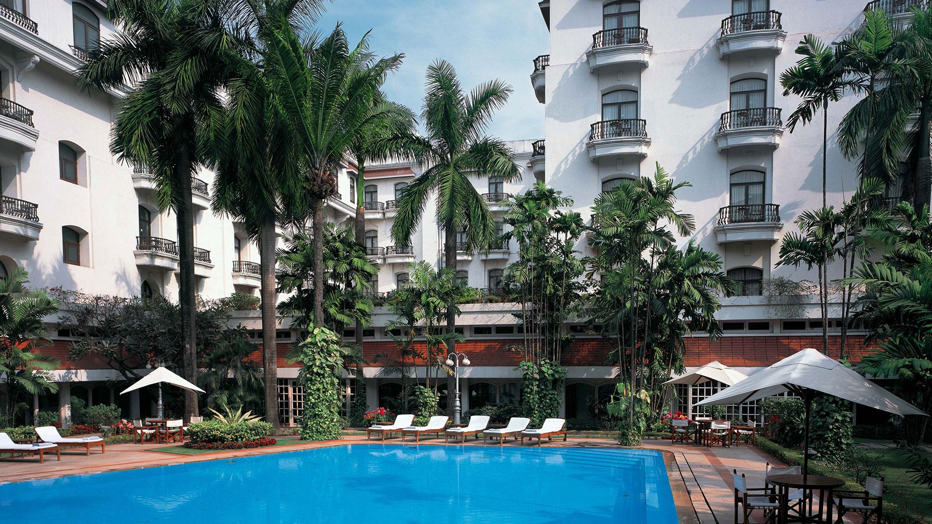 The Oberoi Grand - Best Luxury Hotels In Kolkata