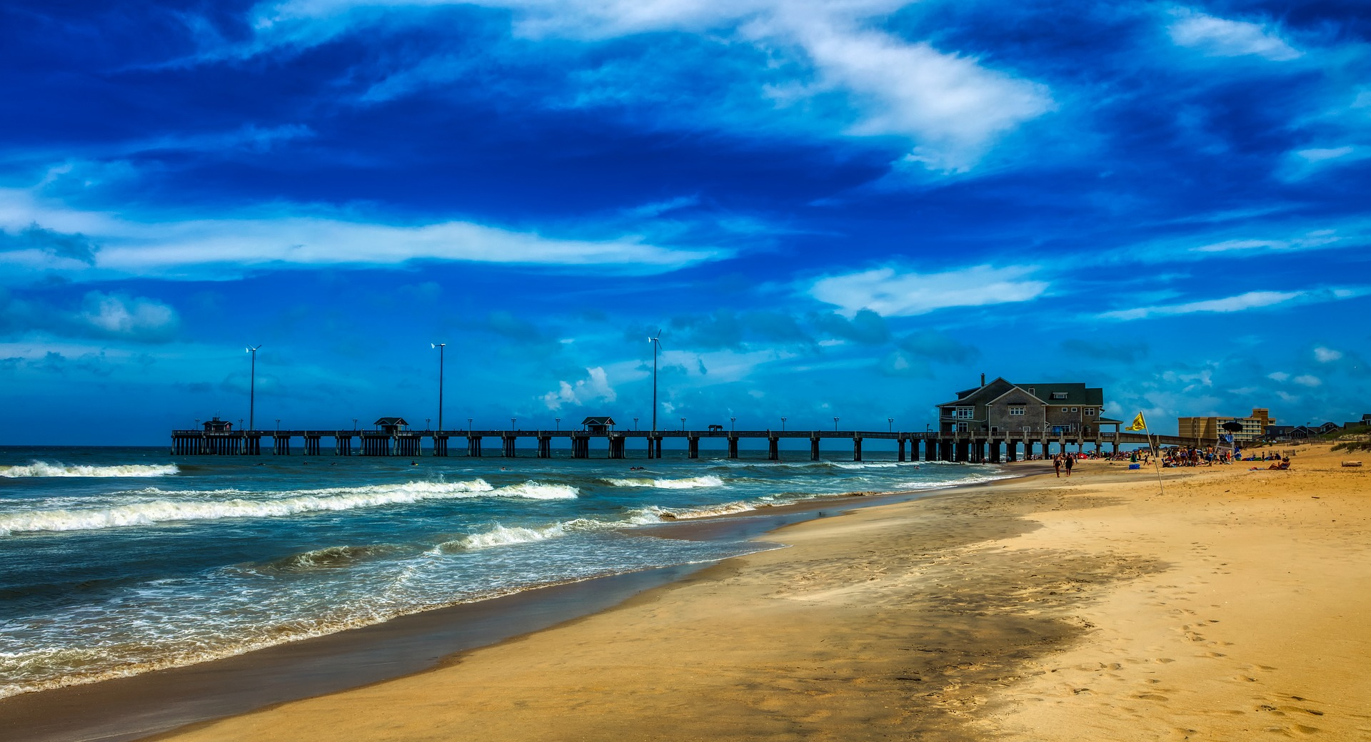 Must-Visit Attraction of North Carolina-The Outer Banks