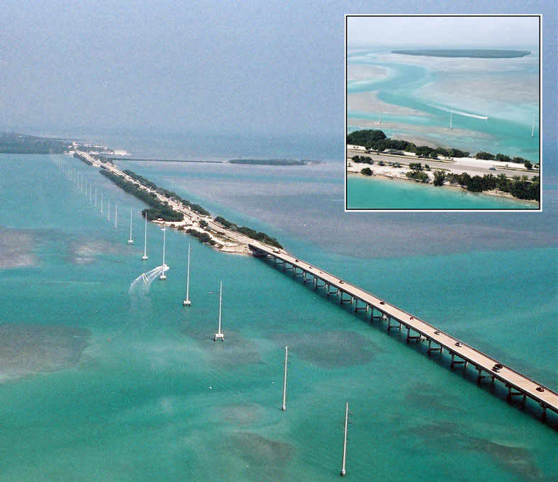 Top-Rated Sight-Seeing Destination in the Florida Keys-The Overseas Highway