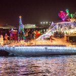Check Out The Parade Of Light, A Boat Show - Fun Things To Do In San Diego In The Winters