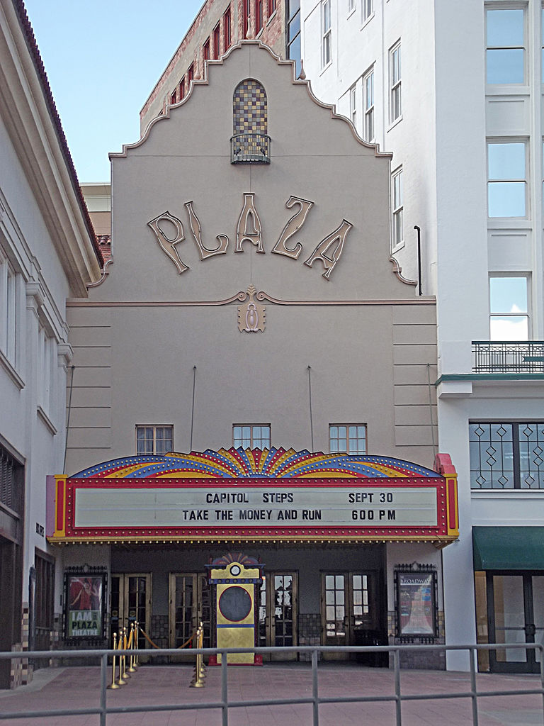 Haunted Sites Of Texas No One Visits-The Plaza Theatre Performing Arts Centre