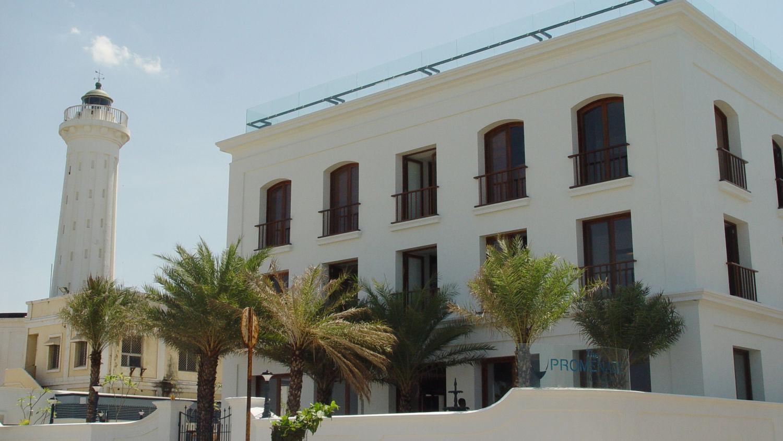 Superb Luxury Hotel in Pondicherry-The Promenade