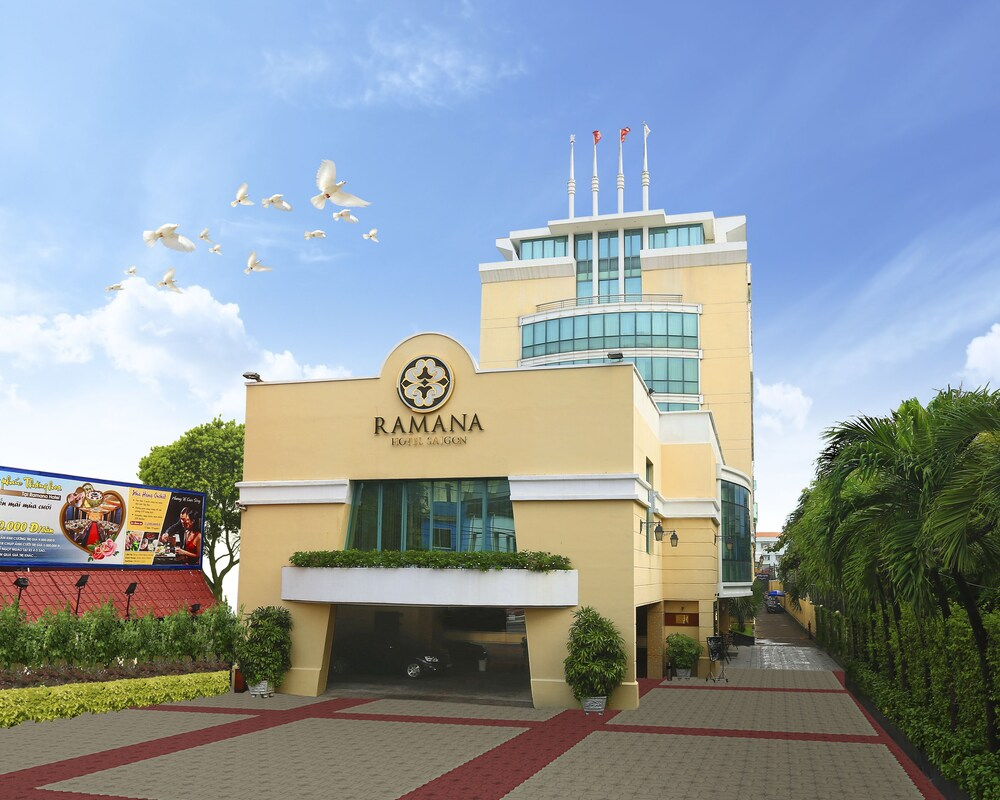 The Ramana Hotel-Best Hotel in Ho Chi Minh City