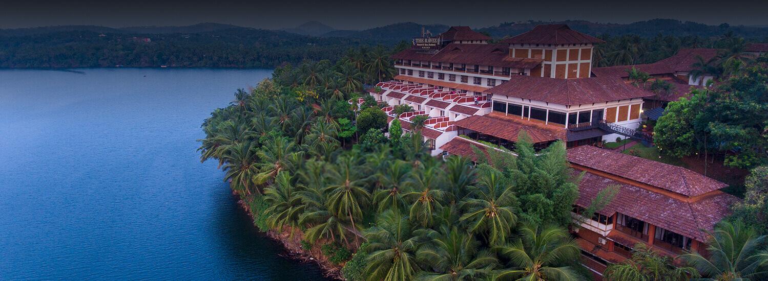 The Raviz Resort & Spa Kadavu - Best Luxury Hotels in Wayanad