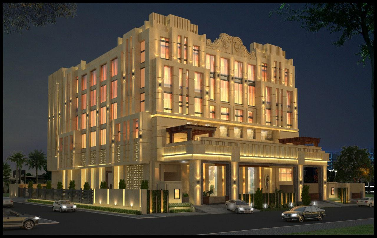 The Regnant Mid-Range Hotel in Lucknow