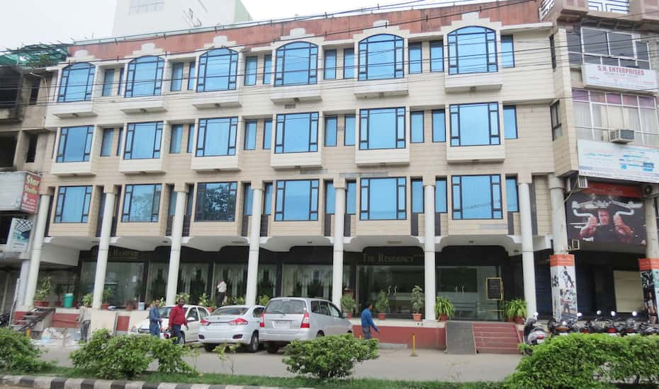 Most Mid-Range Hotel To Stay In Bhopal-The Residency