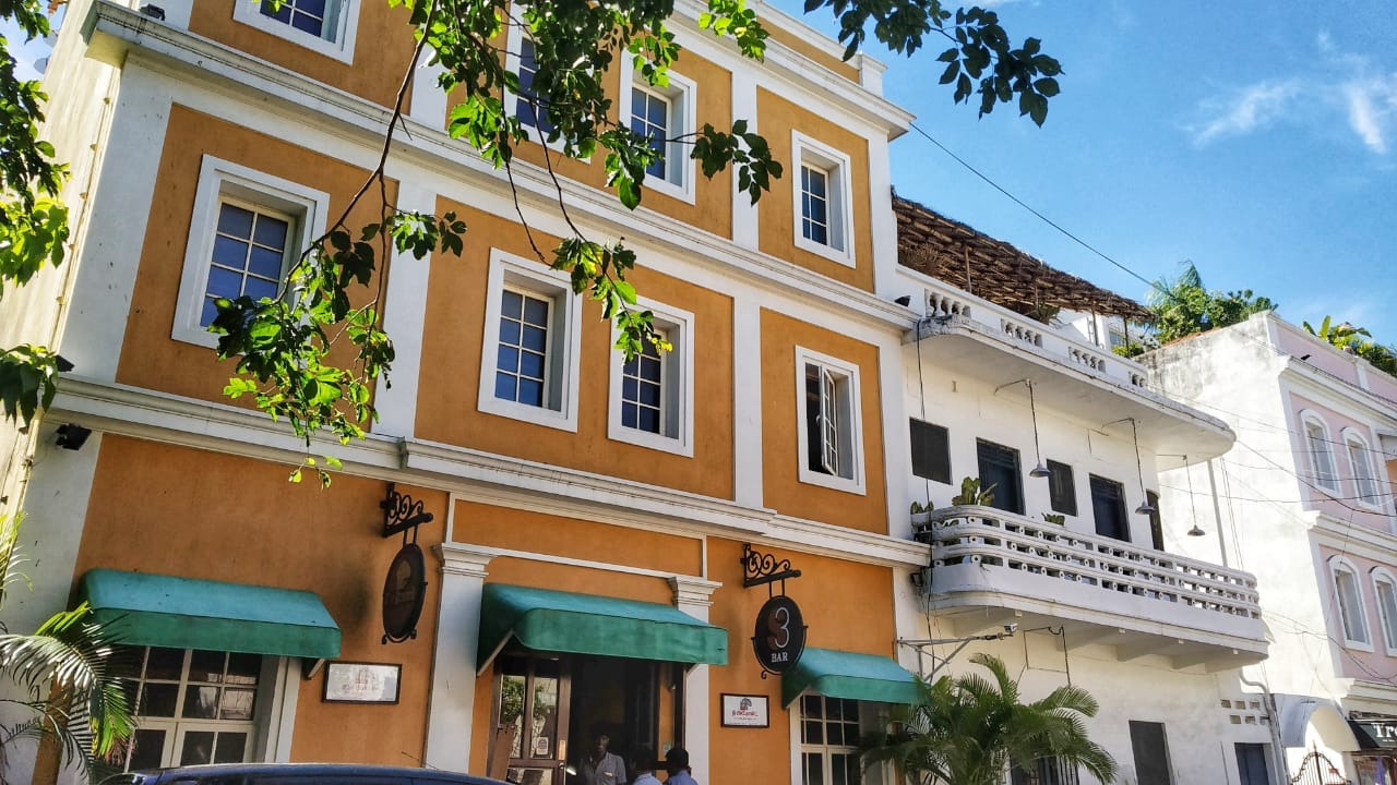 Superb Mid-Range Hotel in Puducherry-The Richmond
