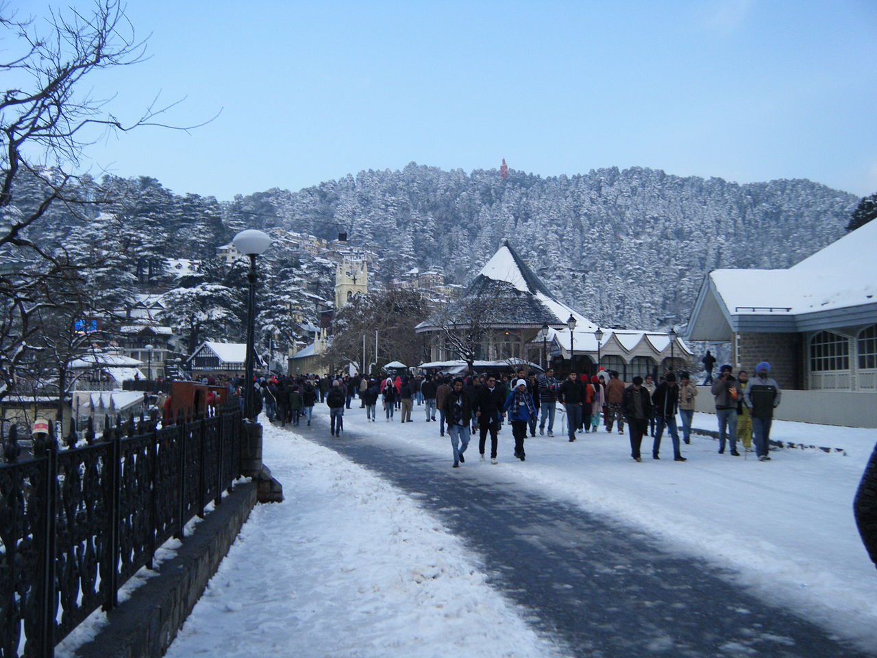Romantic Holiday Destinations in India - Shimla, Himachal Pradesh