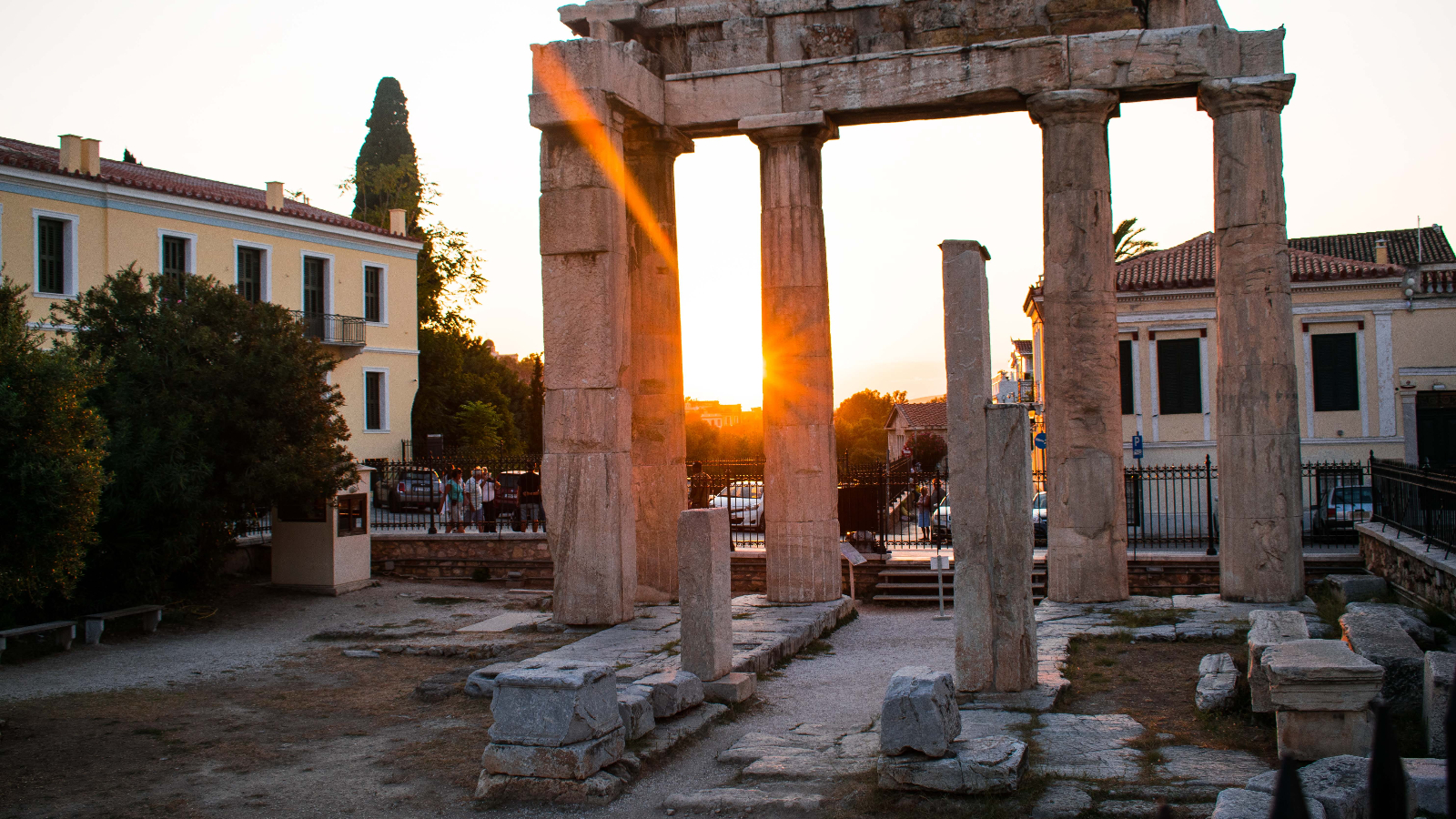 The Roman Agora - Must-Visit Place in Athens, Greece