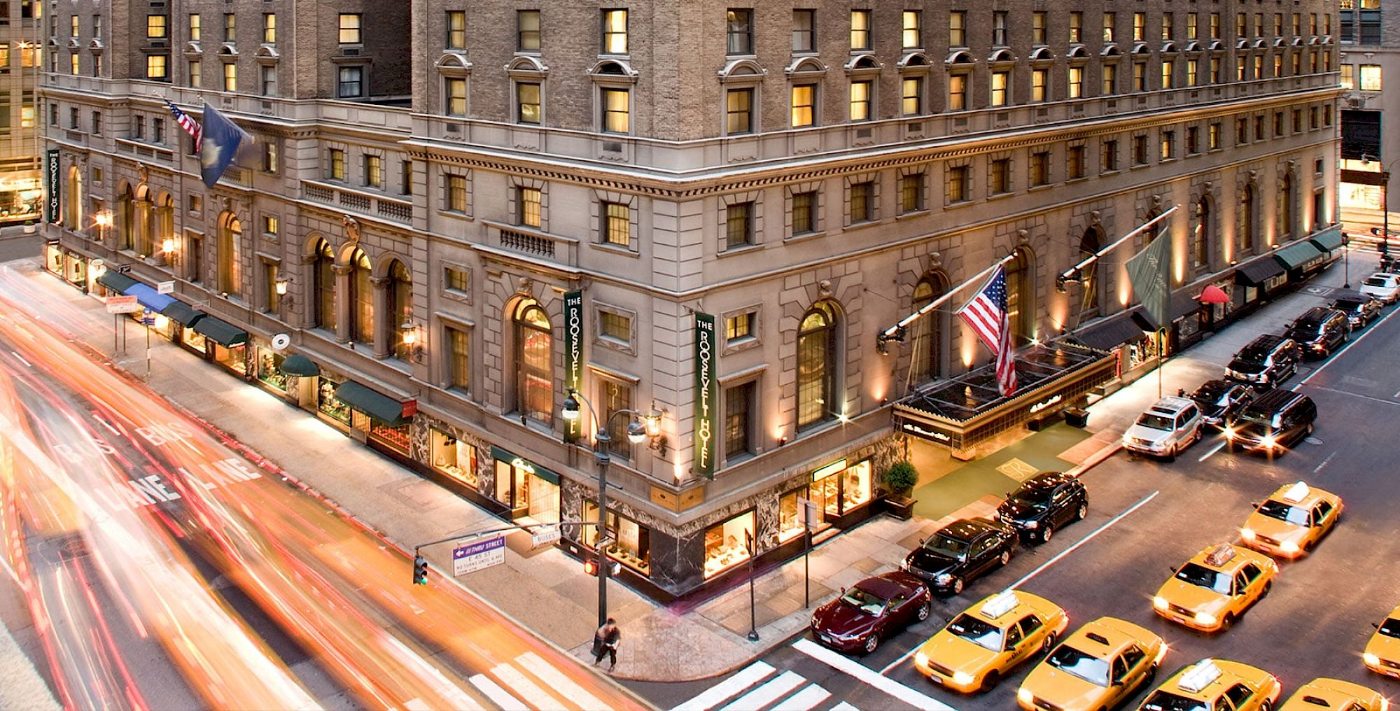 The Roosevelt Hotel - Mid-Range Hotels To Reside In New York
