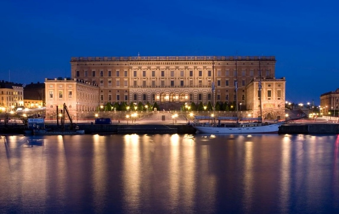The Royal Palace - Place to Visit in Sweden