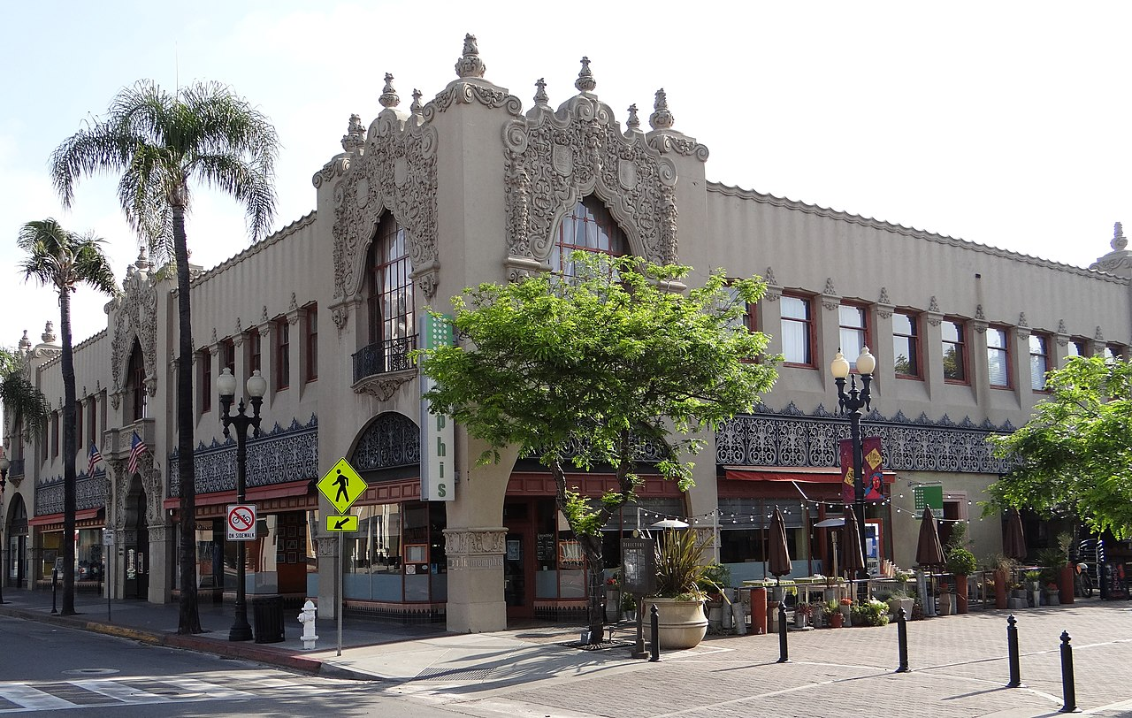 Top Place To Visit In Downtown Santa Ana-The Santora Building