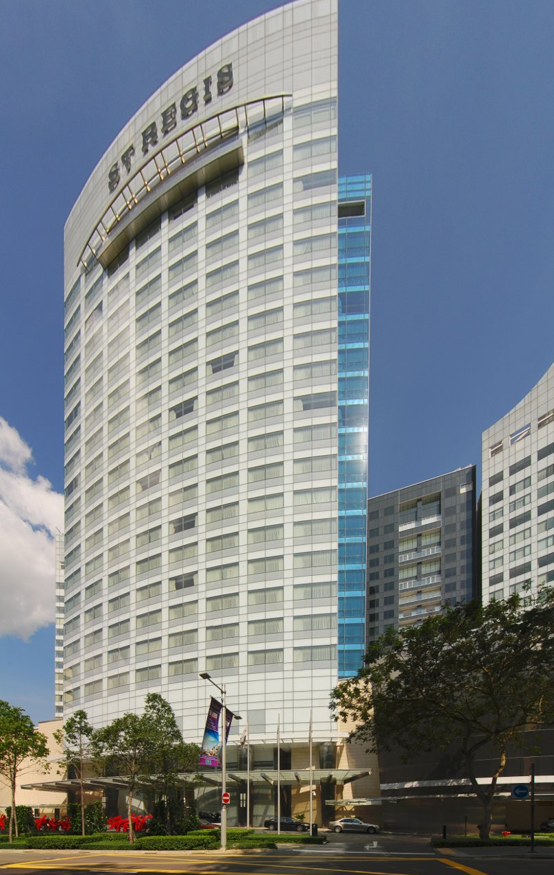 Top Luxury Hotel in Singapore-The St. Regis Singapore