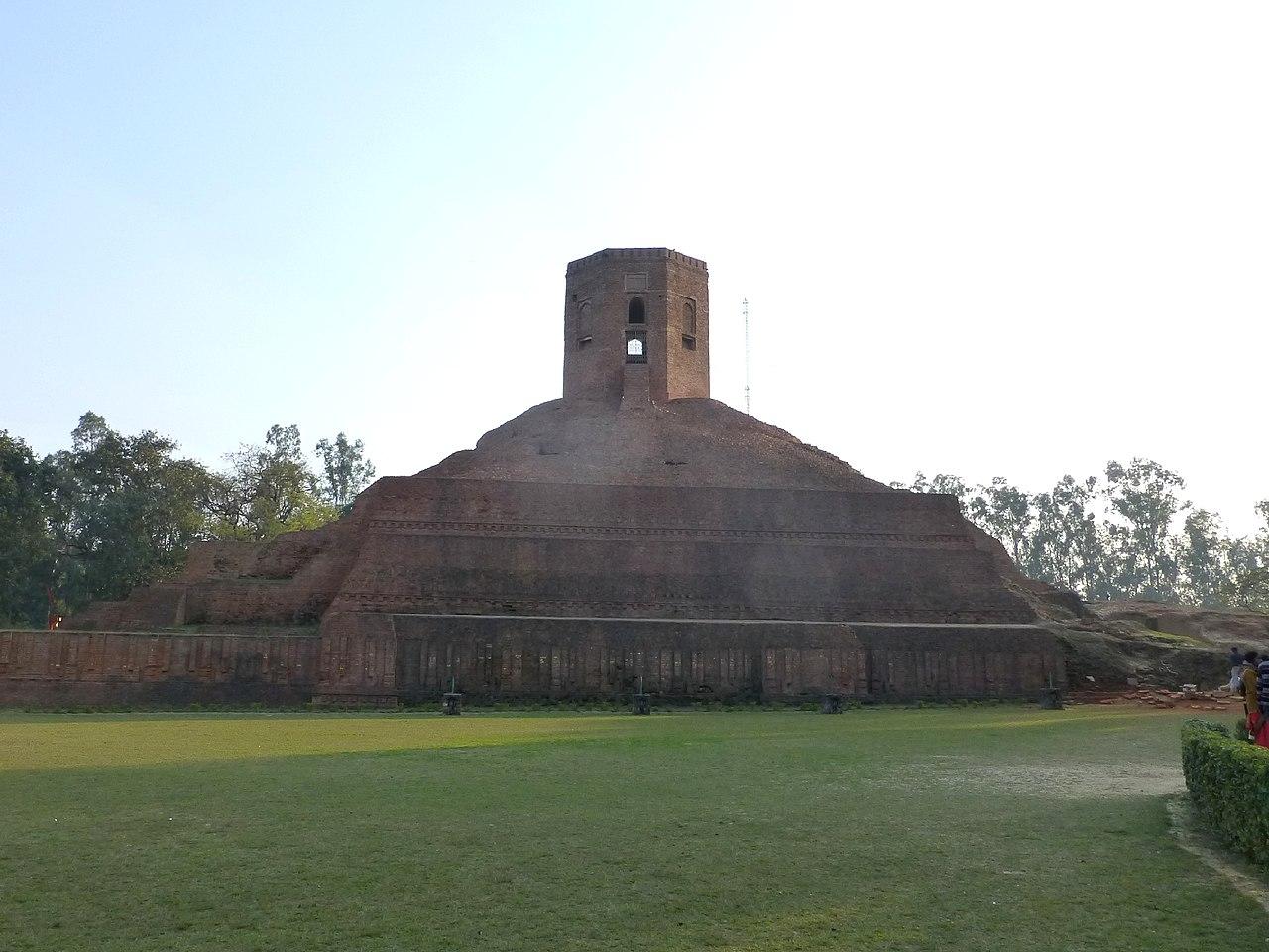 The Story Behind Chaukhandi Stupa