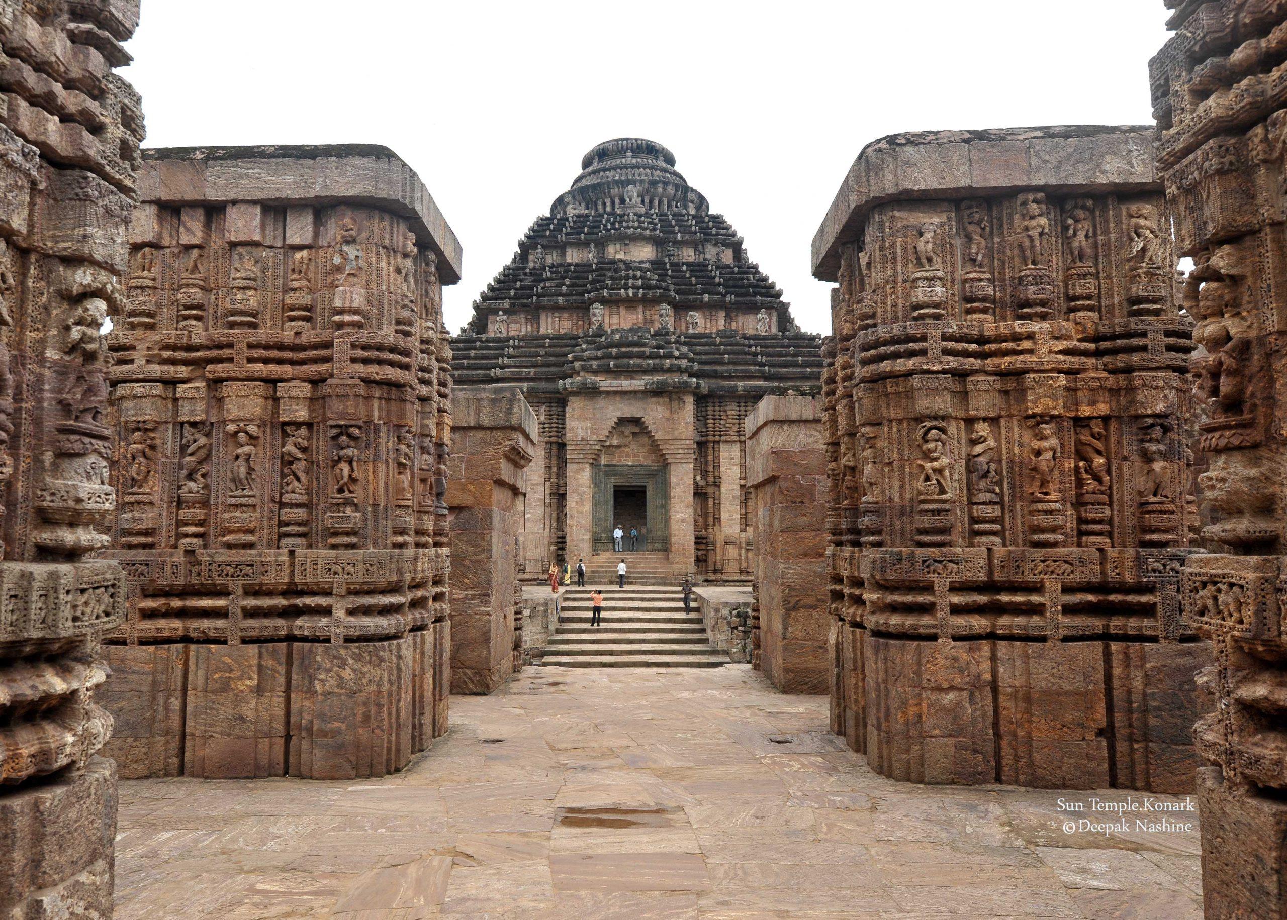 Konark Sun temple - Best Weekend Getaways Within 260 Kms of Bhubaneswar
