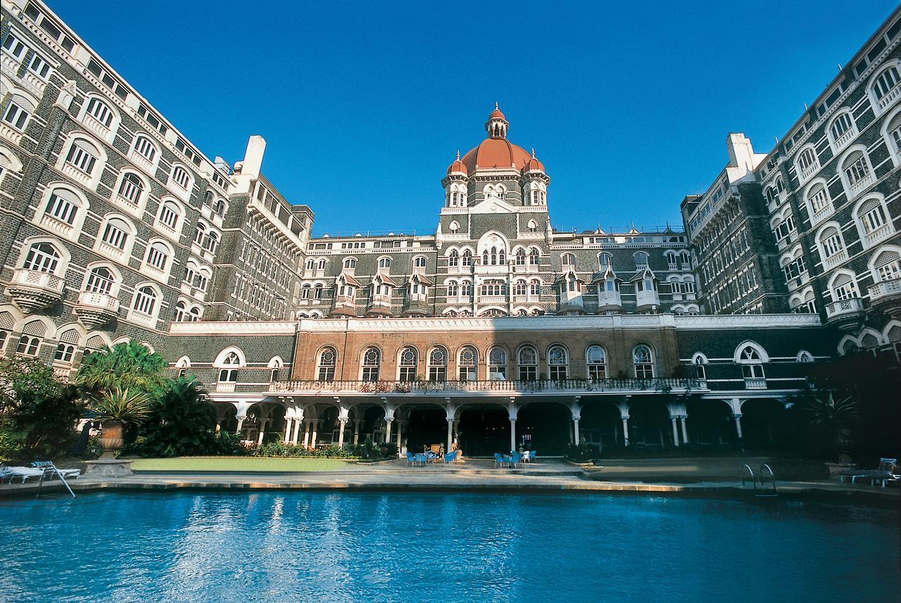 The Taj Mahal Palace Luxury Hotels in Mumbai