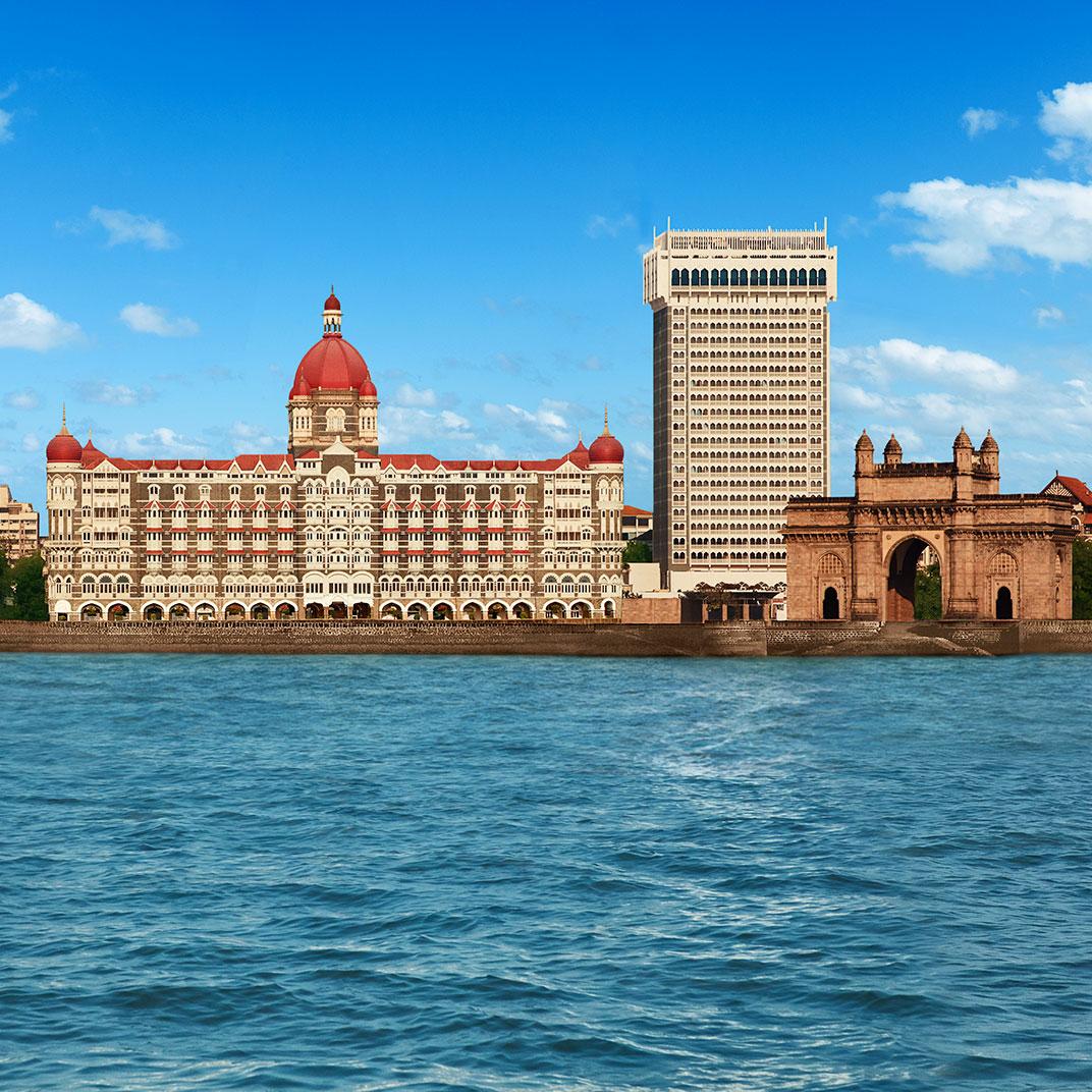 The Taj Mahal Tower Mumbai Luxury Hotels in Mumbai
