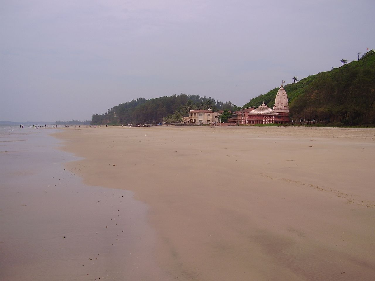 Ganpatipule Beach and Temple – The Tourism Place with a Mythological Connection