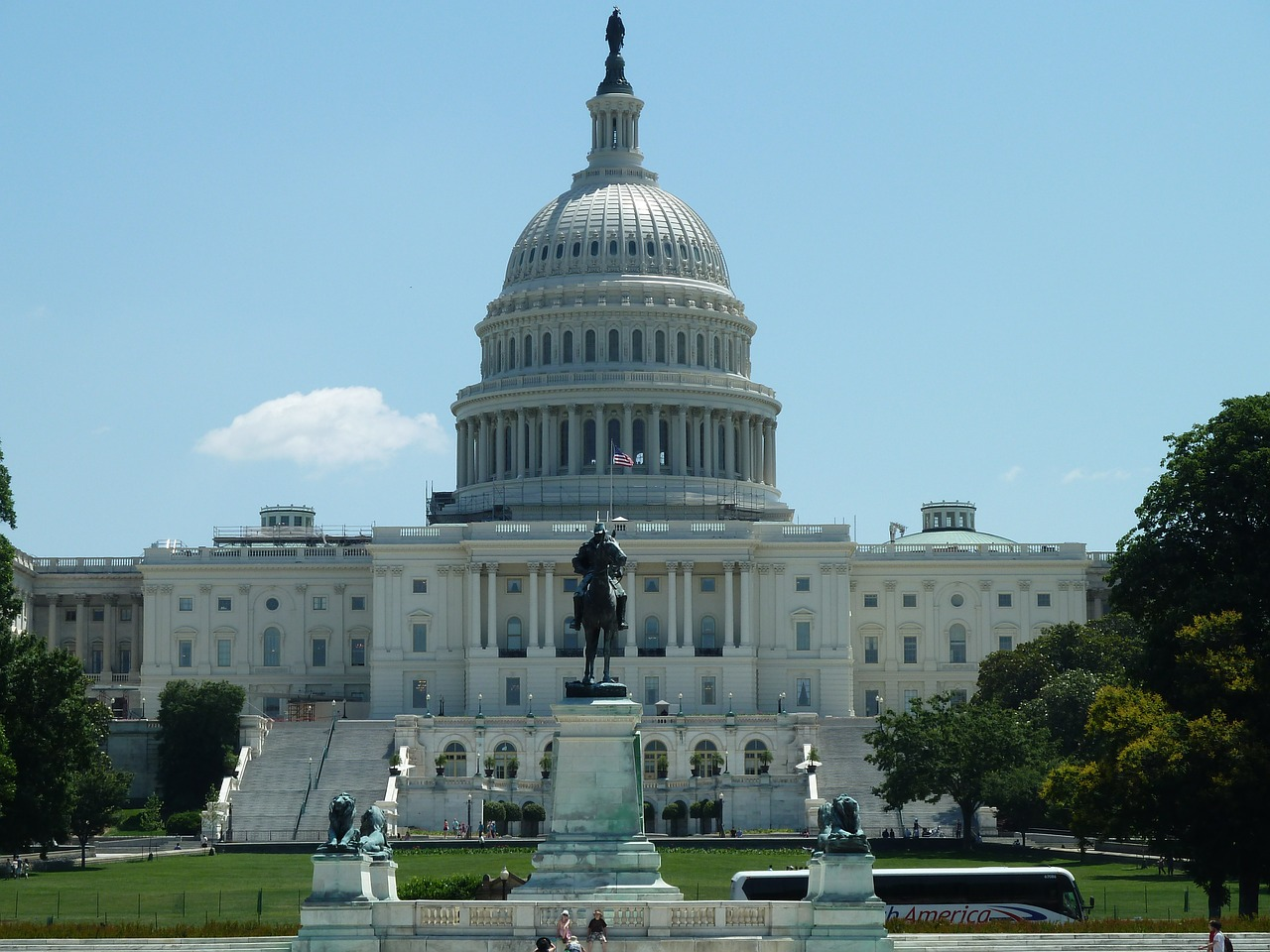Must Go-To Place in Washington DC-The United States Capitol and Capitol Hill