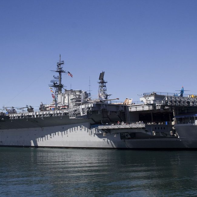 The USS Midway Museum - Popular Places To Visit For Nightlife In Anaheim