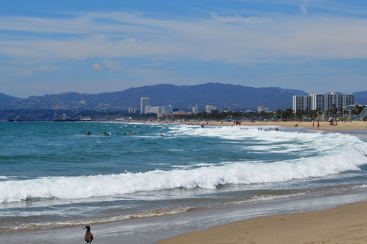 Top-Rated Destinations in Los Angeles That One Must Not Miss-The Venice Beach