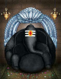 Major Attraction at Kanipakam Vinayaka Temple-The Vinayaka Idol