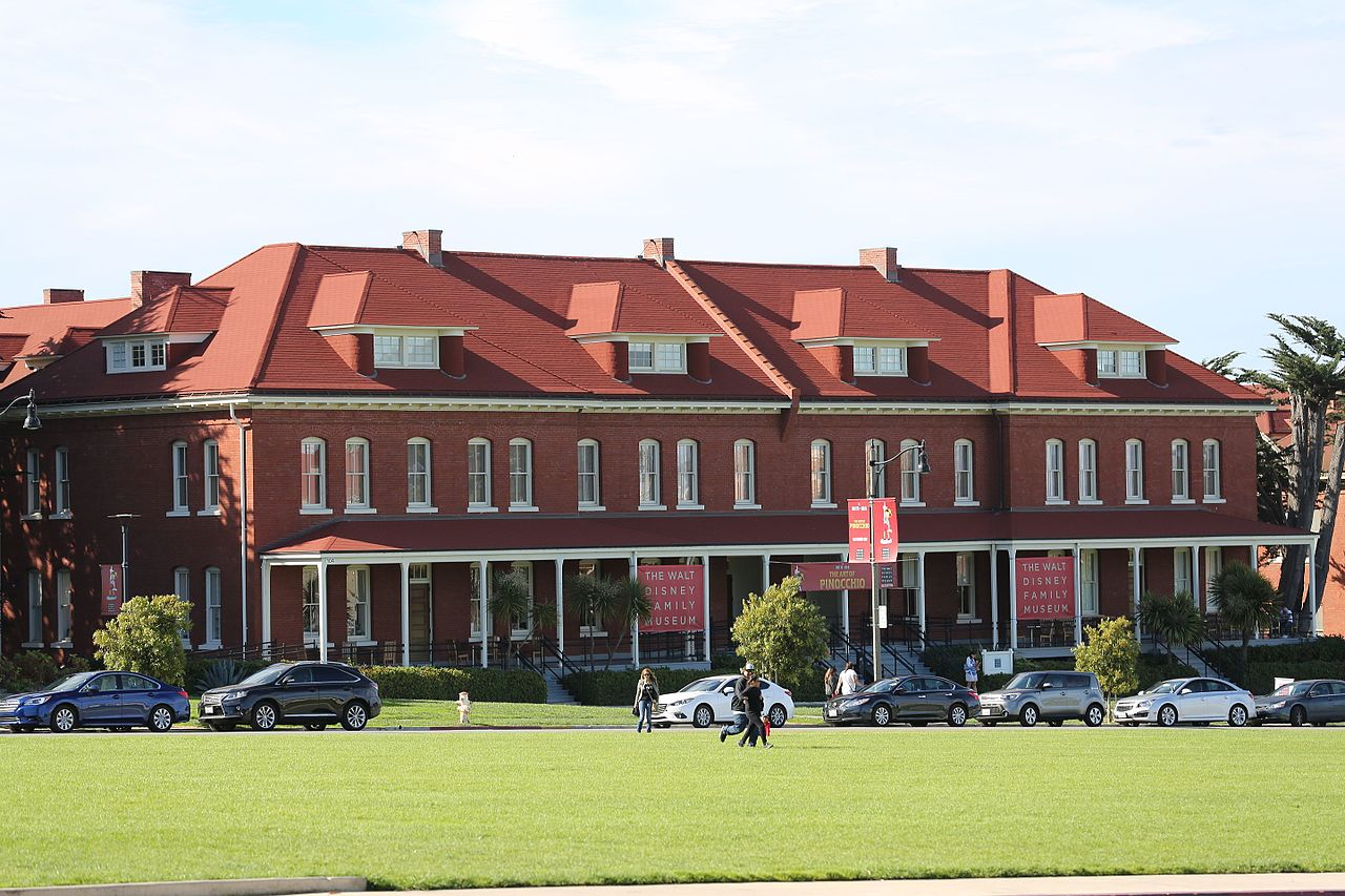 The Walt Disney Family Museum - Visit San Francisco Tourist Attraction