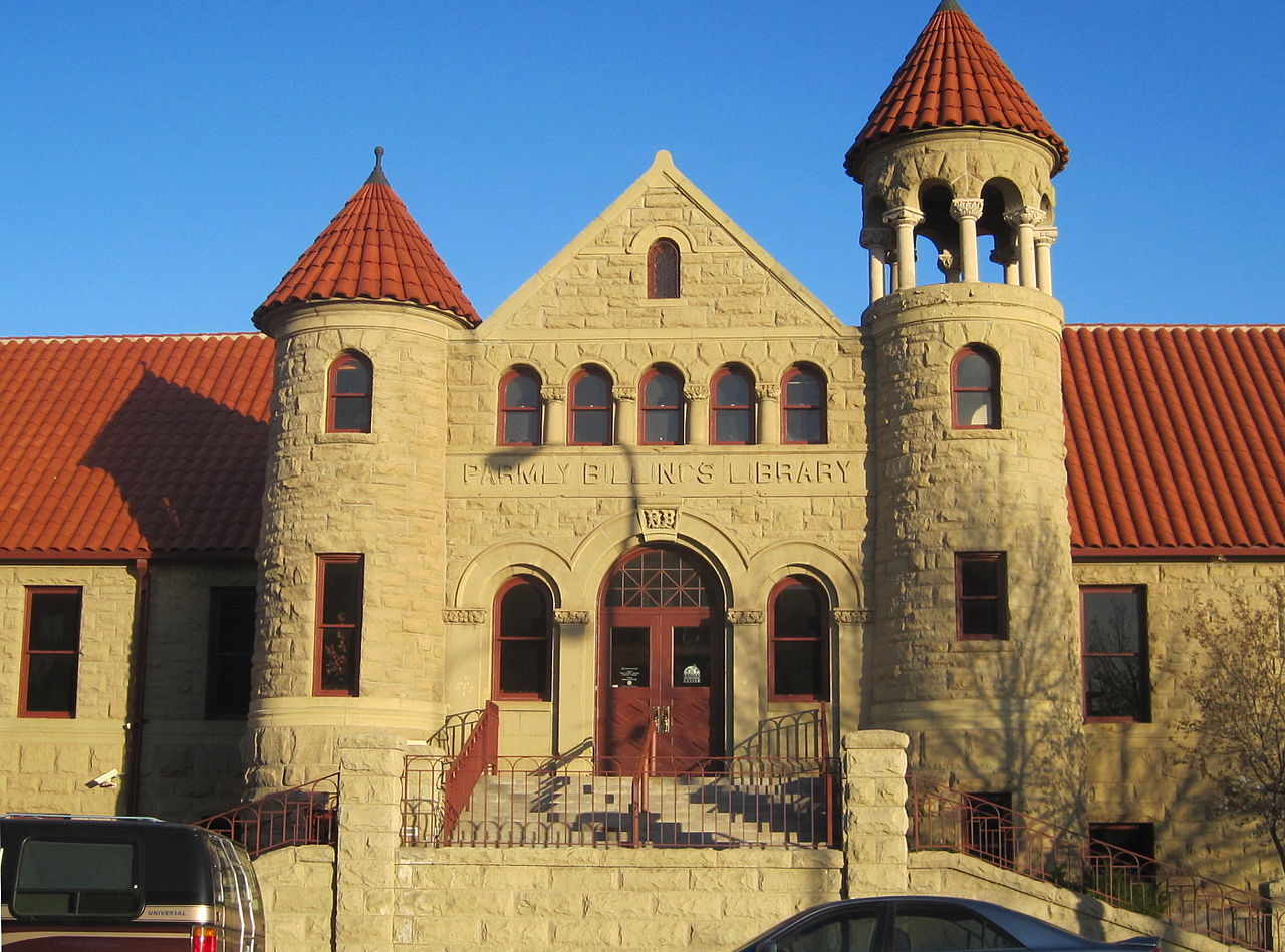 Best Montana tour Place-The Western Heritage Center