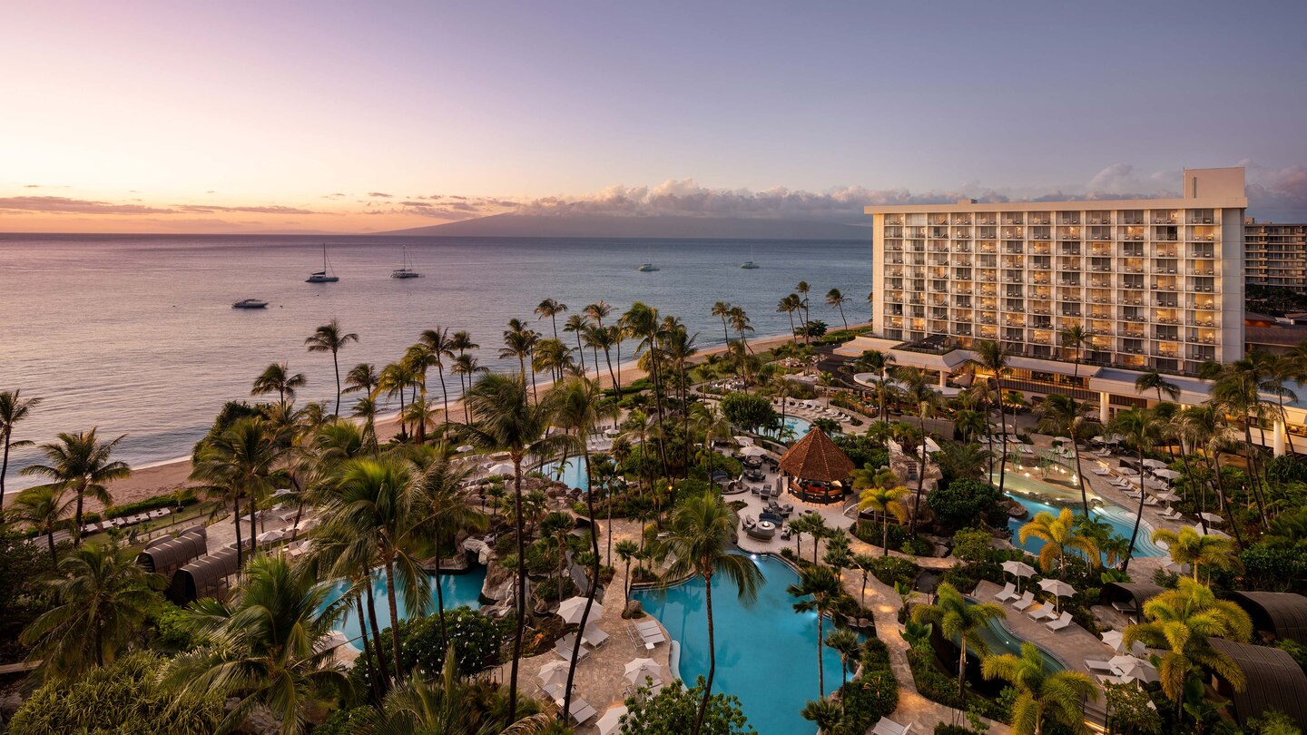 The Westin Maui Resort and Spa - Fantastic Beach Resort in Hawaii