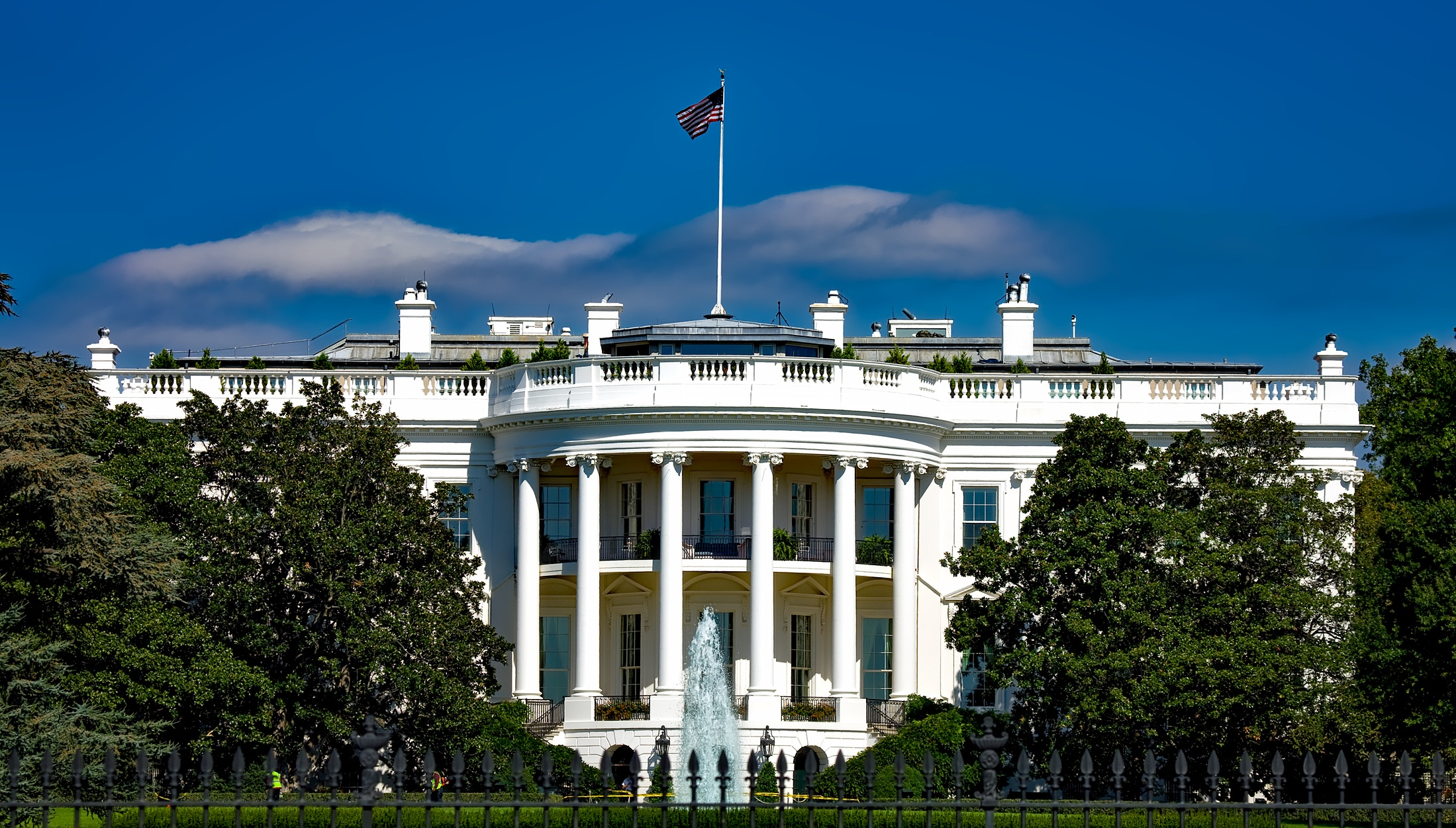 Best Place in Washington DC-The White House