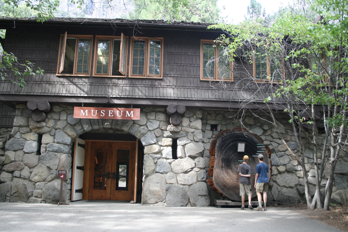 Top Place to Visit In Yosemite-The Yosemite Museum and Indian Village