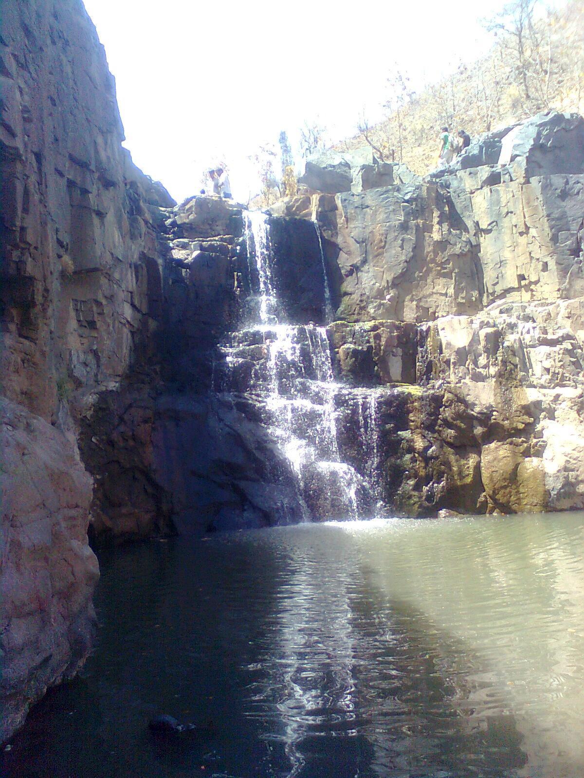 The Zarwani Waterfalls Experience