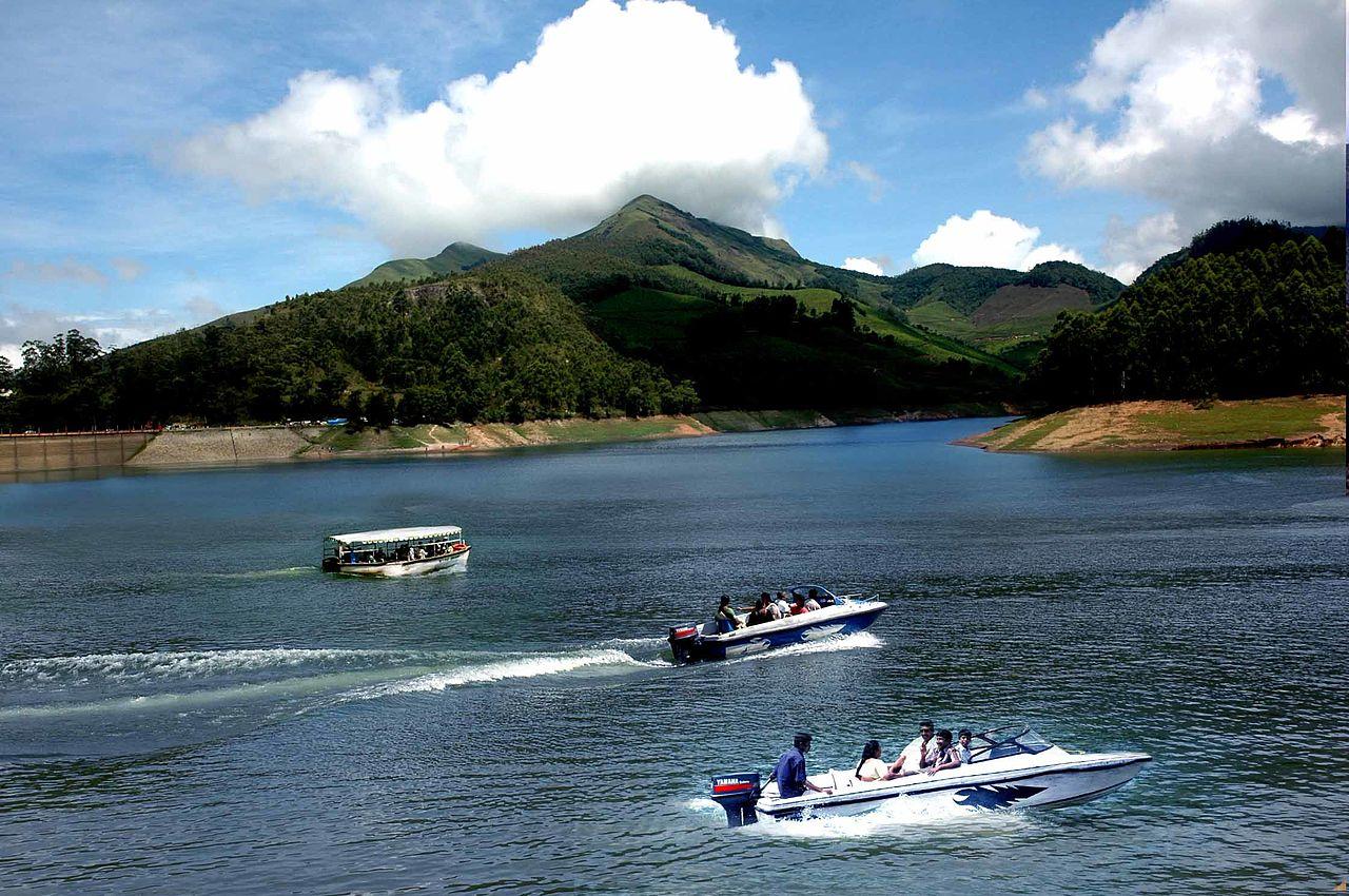 Best Tourist Attraction In Kumily-Thekkady Lake