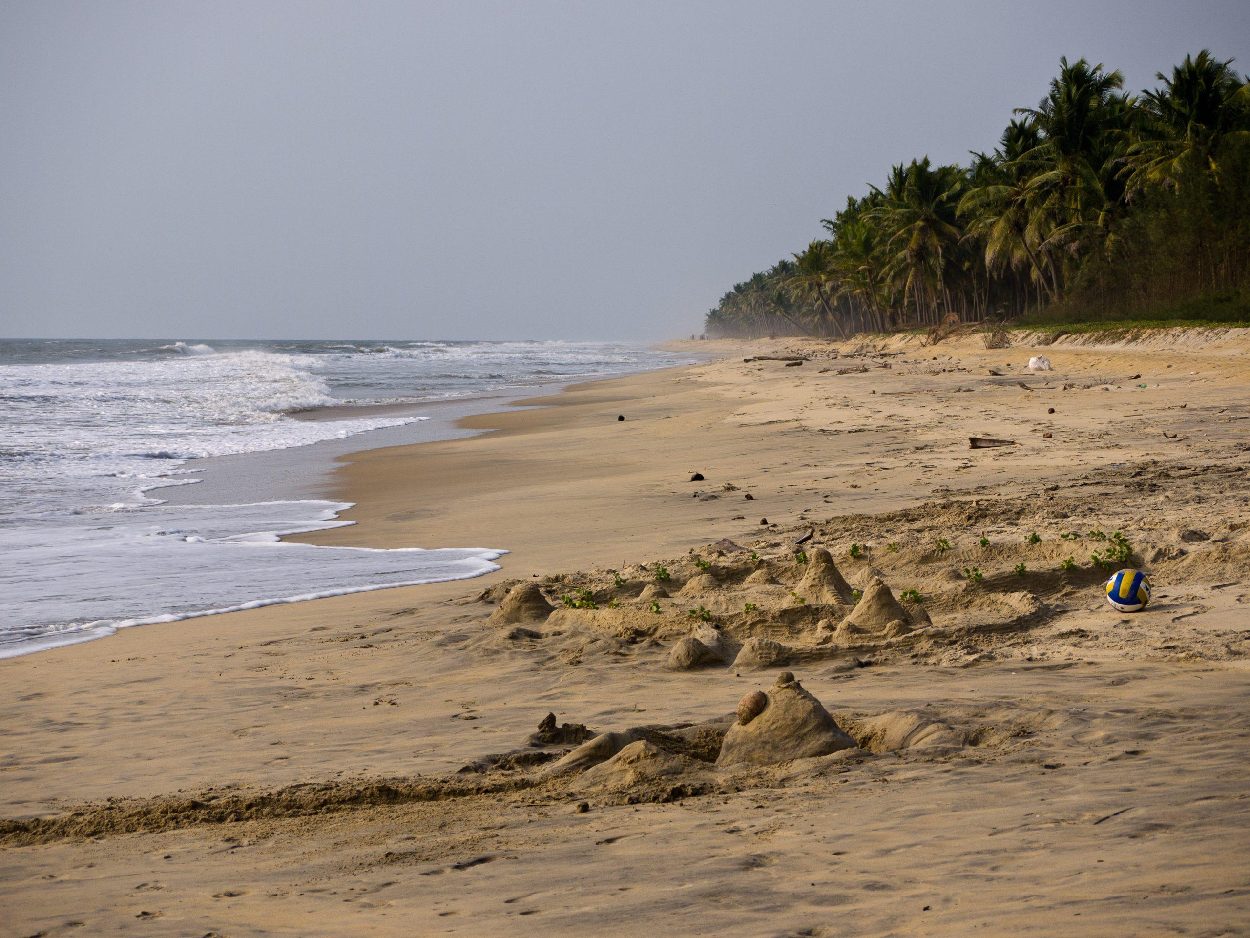 Top-Rated Serene Beach In Kanyakumari-Thengapattinam Beach