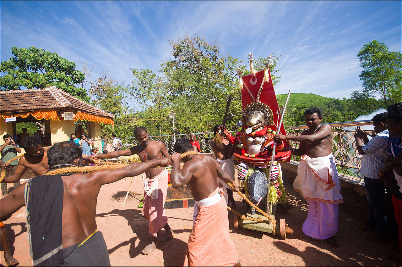 Best Festival of Kerala-Theyyam Festival