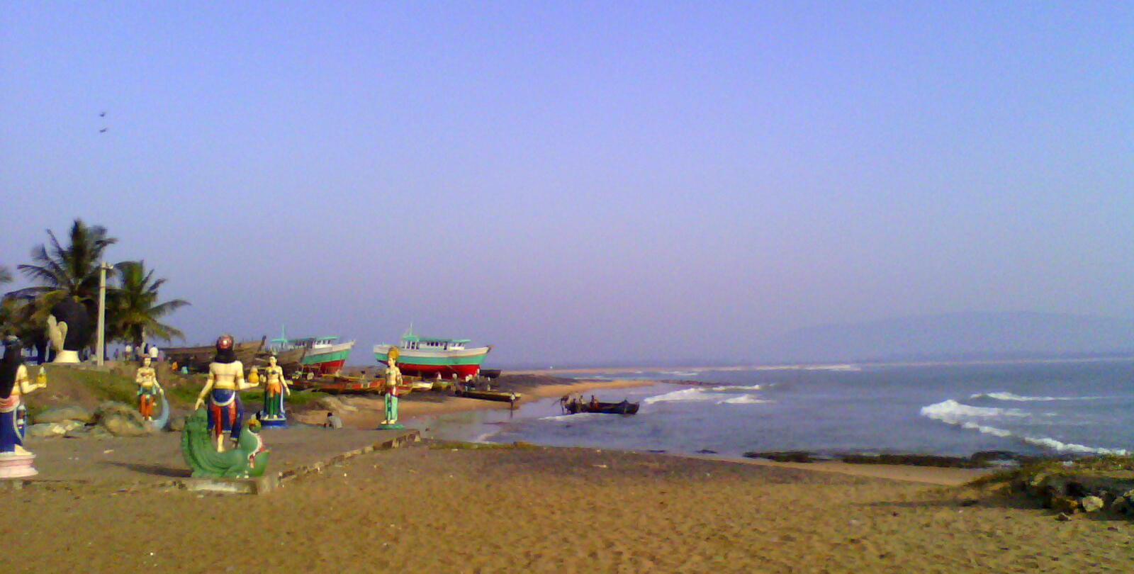 Things To Do At The Bheemili Beach