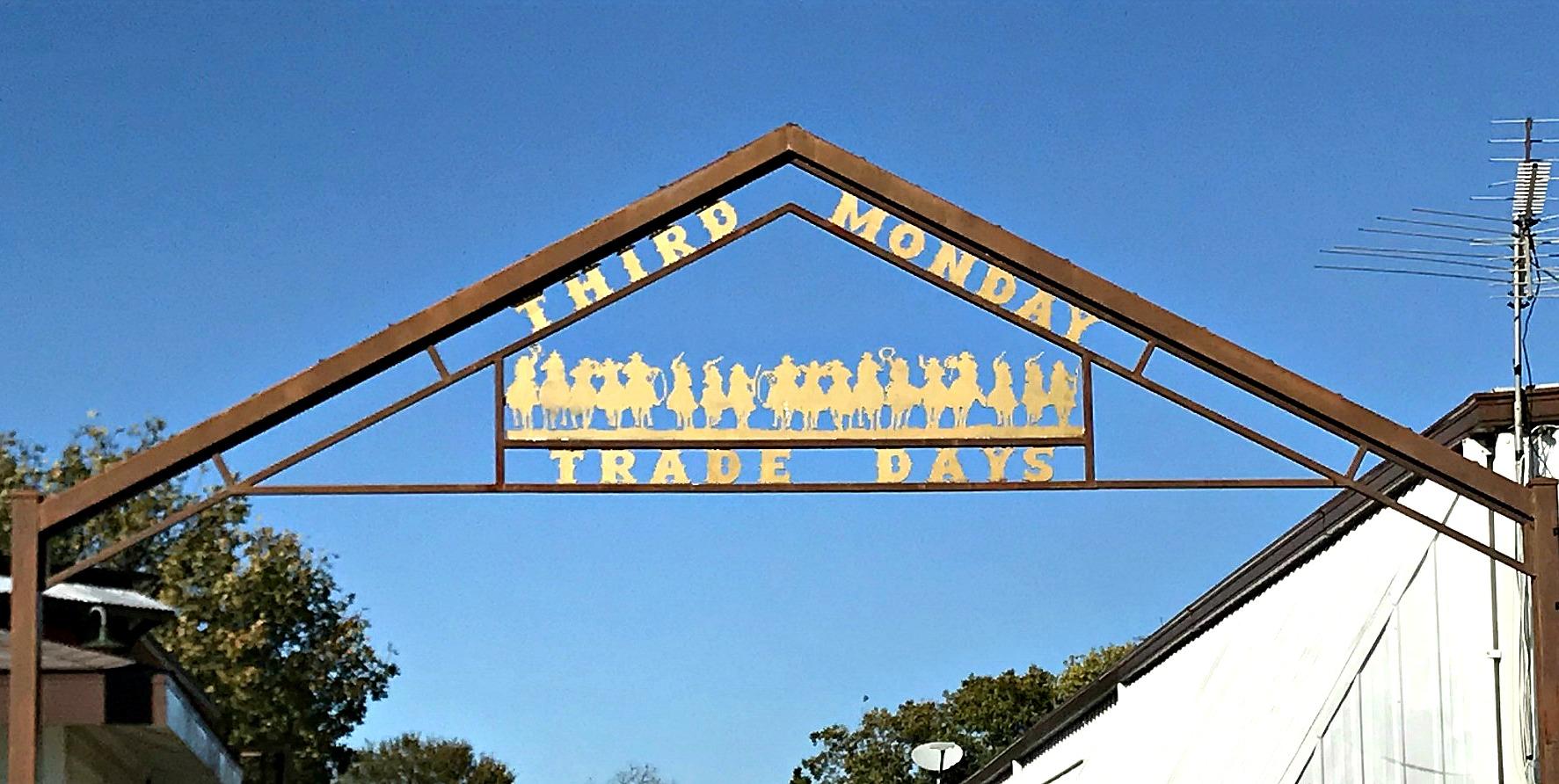 Nice Flea Markets In Texas-Third Monday Trade Days