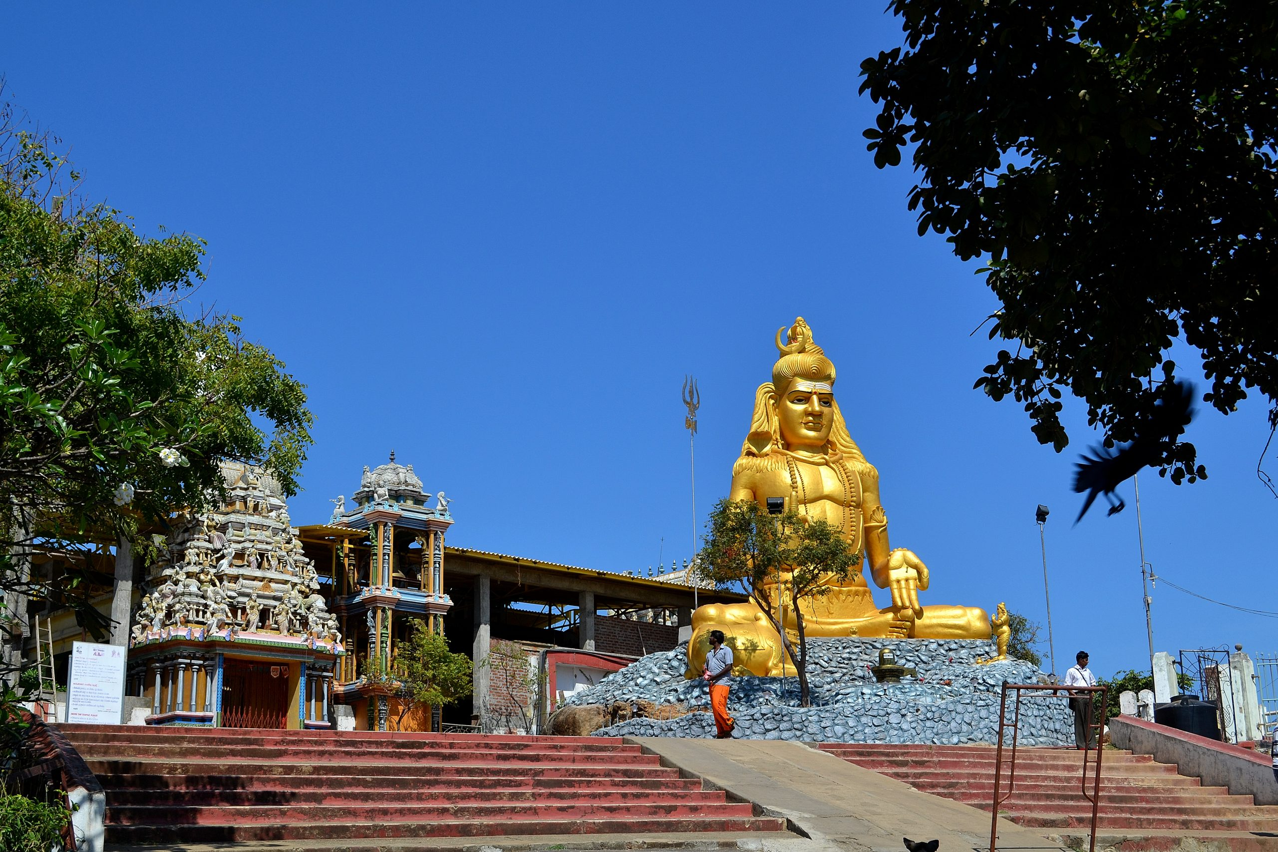 Thiru Koneswaram Temple at Trincomalee - Must-visit Place During Ramayana Tour in Sri Lanka