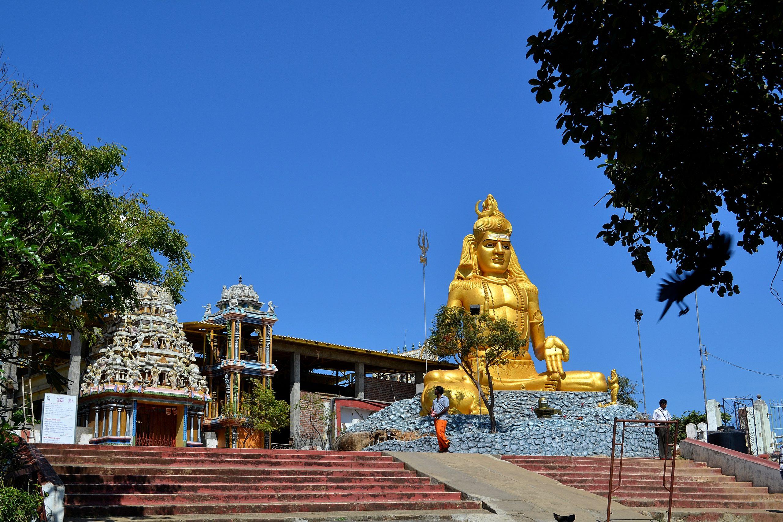 Thiru Koneswaram Temple at Trincomalee - Must-visit Place During Ramayana Tour in Sri Lanka